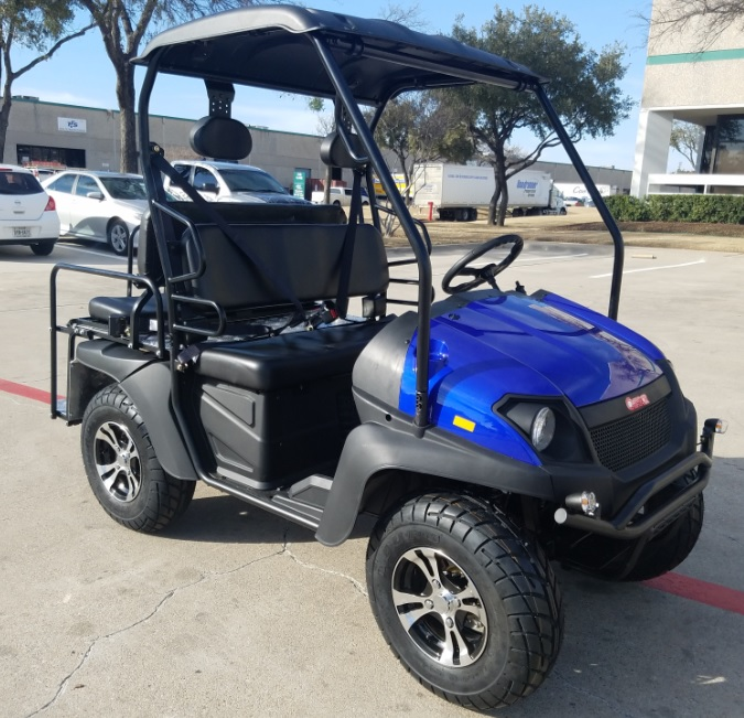 Golf Cart Utv Hybrid Linhai Big Horn 200 Side By Side