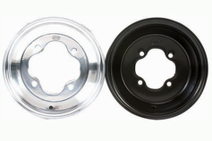ITP MINI QUAD .190 ALUMINUM WHEELS