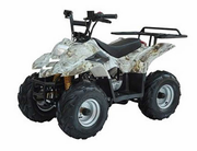 "Jet Moto Series Ranger 3 Youth 110cc ATV -With OVER-SIZE 16"" Tires - Fast Free Shipping - FREE Goggles & Gloves! Auto-Trans - Remote Kill Switch - FREE SHIPPING"