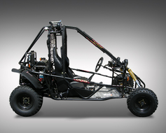 Jet Moto Ultra Off-Road Go Cart 200!
