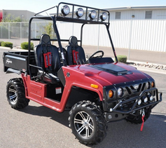 JOYNER RENEGADE R2 UTV DOHC 1100cc - 72hp - 4 Cyclinder - Side By Side -
