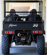 JOYNER RENEGADE R4 1100cc UTV 4-Cyclinder DOHC  4-Seater.  2018 Model Closeout