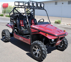 JOYNER T-2 TROOPER 4x4 68hp 4-Cyclinder 1100cc Engine