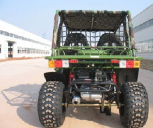 Hummer Style GKH 200cc Go Kart! Automatic with Reverse! 2