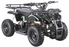 Kicker Fully Electric ATV / Quad  - Sport-Utility Style - with Reverse -350 Watts / 24 Volts