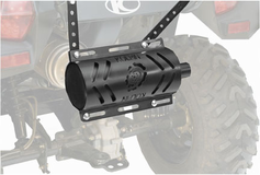 KOLPIN STEALTH EXHAUST SYSTEM 2.0 w/ HEAD SHIELD.    FREE SHIPPING!!!!