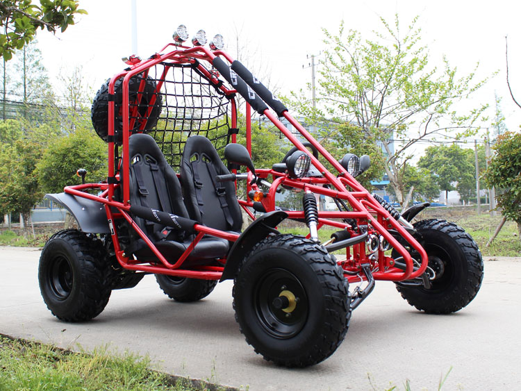 YamoBuggy 200 Elite Rail Style - Off Road Trail Buggy ...