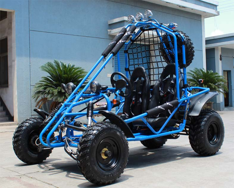 YamoBuggy 200 Elite Rail Style - Off Road Trail Buggy / Dune Buggy ...
