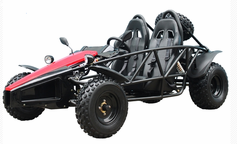 Kymoto Roadster Deluxe Buggy / Go Kart - 150cc - CALIF LEGAL!