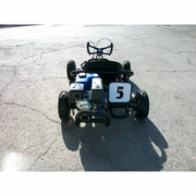 LANCER 196cc Sport Kart Go Kart - Speeds to 45mph - FREE Shipping -  Calif Legal!!