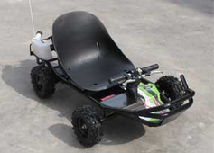 LANCER 49cc Baja Off Road Go Kart -