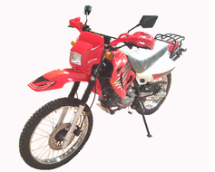 LANCER  Enduro DB-250cc - 5-Speed