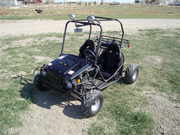 Jet Moto-T125 Jeep Style Go Kart - Buggy - Youth Size - NOW Fully Automatic With Reverse -