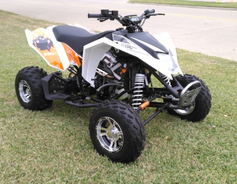 LANCER PRO GL Ultra Sport 250cc QUAD  - Water Cooled - Larger Adult Size - Top speed 65mph+* -