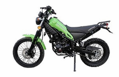 Lancer Road Warrior 250 Enduro Dualsport