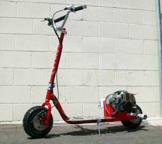 LANCER X-Scooter 49cc Stand-up Model. Fast Free Shipping!