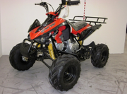 LANCER X7 ATV 110cc Fully Automatic with REVERSE - Larger Size Youth Sport Quad - Calif Legal - FREE Shipping! FREE Youth Gloves & Goggles!<h2>BEST QUALITY</H2>