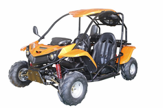 out of stock MAXON Shark 125cc Deluxe Go Kart - FREE SHIPPING -
