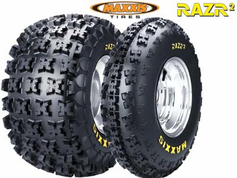 MAXXIS RAZR 2 TIRES. FREE SHIPPING