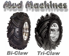 MUD MACHINE TIRES! FREE SHIPPING! LOWEST PRICE GUARANTEED!