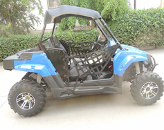 NEW  Cyclone ULTRA  170 UTV - Automatic with Reverse - Free Windshield -
