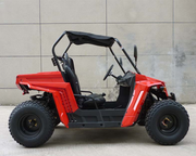 NEW Cyclone 170-ZX UTV Side X Side! - Youth Size - Automatic - Rugged Suspension - KartQuest.com -