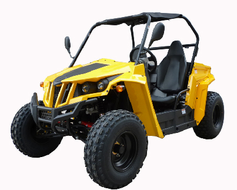 NEW Cyclone 170-ZX UTV Side X Side! - Youth Size - Automatic - Rugged Suspension - CALIF Legal - KartQuest.com -