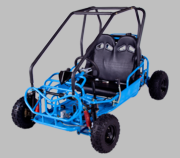 POWERPLAY Cyclone KT-125 Kids Size Go-Kart