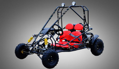 Scorpion MTB 125D YOUTH Mid size 2-Seater Go- Kart - Automatic -