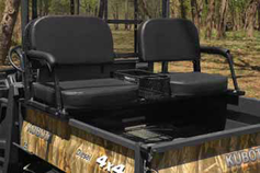 SEATS & GRAPHICS - UTV OUTDOOR STAGECOACH SEAT - Seats&Graphics 2011 - Lowest Price Guaranteed! FREE SHIPPING !