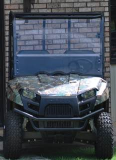 SLASHER UTV Fold Down Windshield- FREE SHIPPING- Lowest Price Guaranteed at Kartquest.com