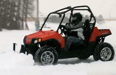 Snow Plows & Mounts / Winter Riding Gear