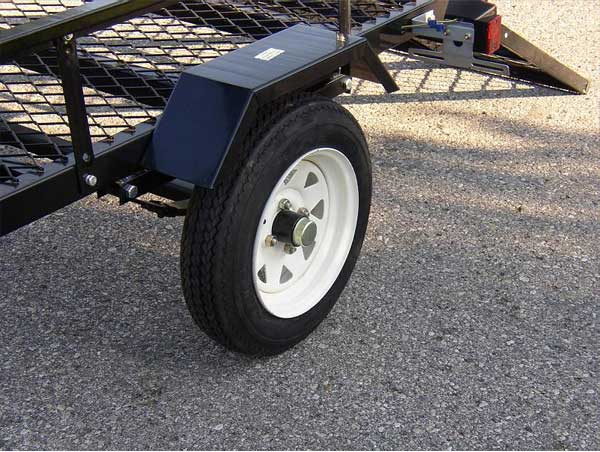 Tire Rack Coupon Code >> FREE DELIVERY — North Star Trailer Sportstar II WG -ATV - Cargo - Utility