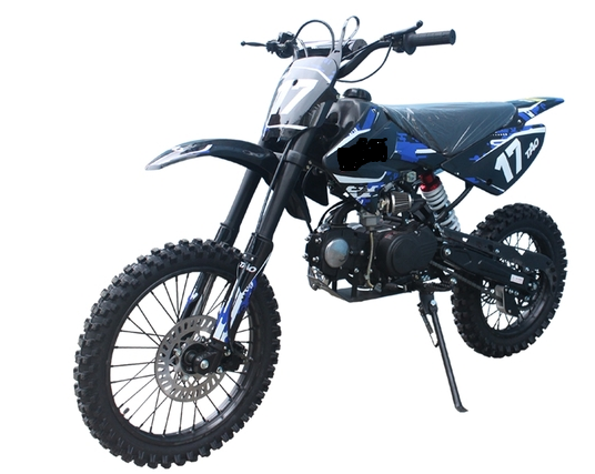 tao tao 125cc deluxe pit dirt bike with 17 oversize tire. Black Bedroom Furniture Sets. Home Design Ideas