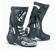 TCX Competizione RS Racing Boot - Black