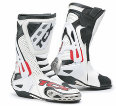 TCX Competizione RS Racing Boot - White