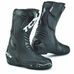 TCX S-Zero Sport Racing Boot - Black - Free Shipping - Lowest Price - Motobuys.com