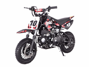 "Jet Moto Youth Size 110cc Pit -Dirt Bike - <b><font color=""red""><font size=""3"">Automatic with Electric Start</font></font></b>! Great Starter Bike with low seat height of 26"" -"