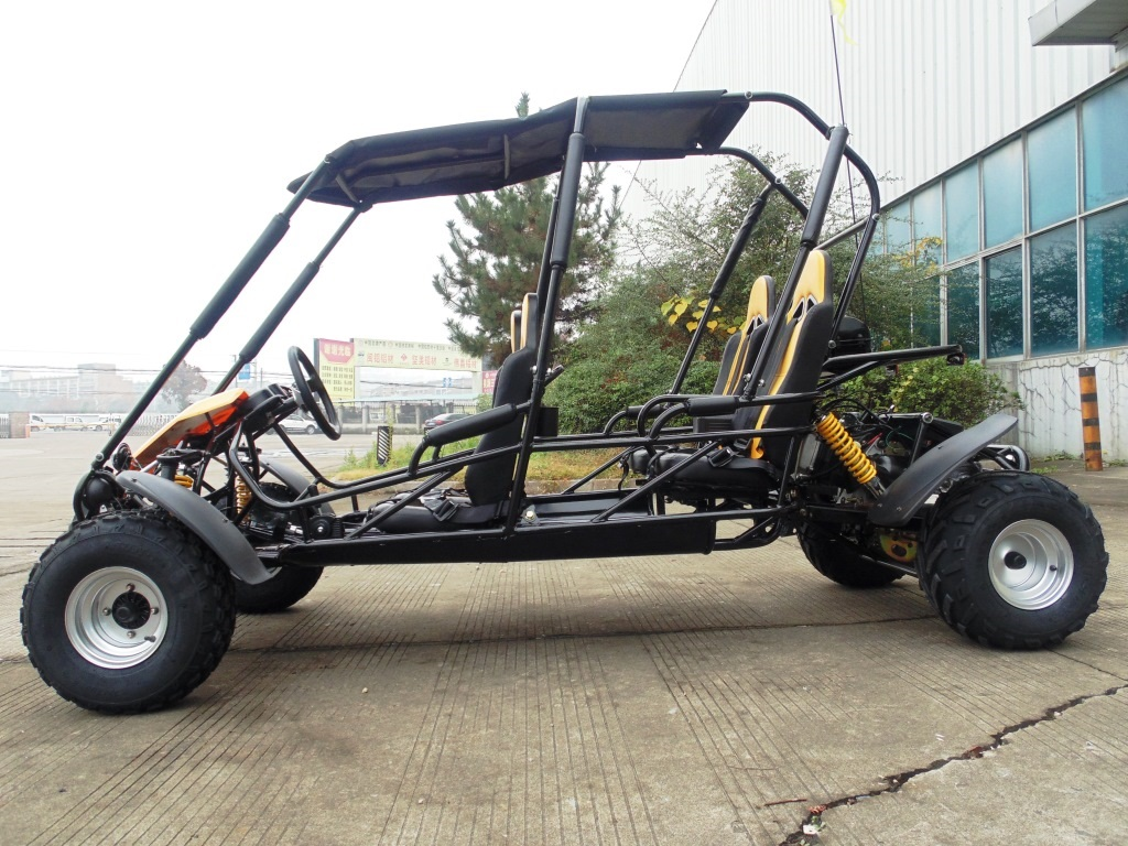 Trailmaster Blazer-4 Four Seat Go Kart - Calif Legal