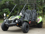 TrailMaster Blazer4 150X - Seats 4 adults up to 6'2 in height, Calif Legal!! -