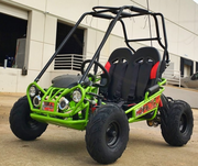 Trailmaster NEW Ultra Mini XRX+ Go Kart - Wider Frame, Wider Seats, More Leg & Headroom, Taller Roll Cage, Bigger Tires!  Not Legal In CA
