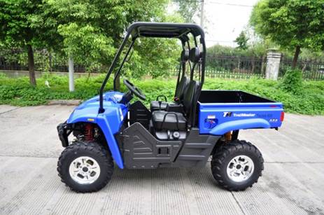 TrailMaster / UTV 400cc Taurus Model DX / Mcpherson Suspension -4X4