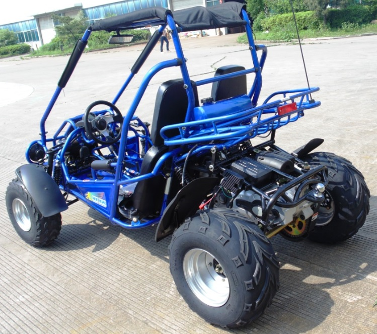 300cc Racing Go Kart