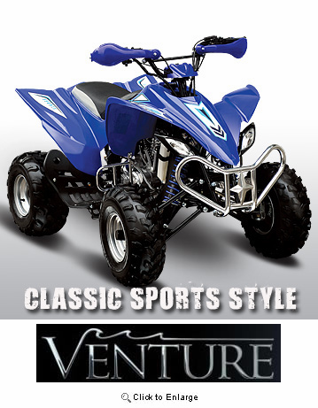 Jet Moto ATV 250 - Air Cooled Sport Quad - KartQuest.com Kandi Atv Cc Wiring Diagram on