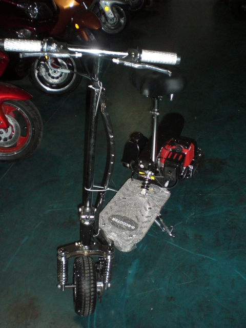 Nst Motor Gas Scooter Model S 460 Nst Motor Gas Scooter Model S 460