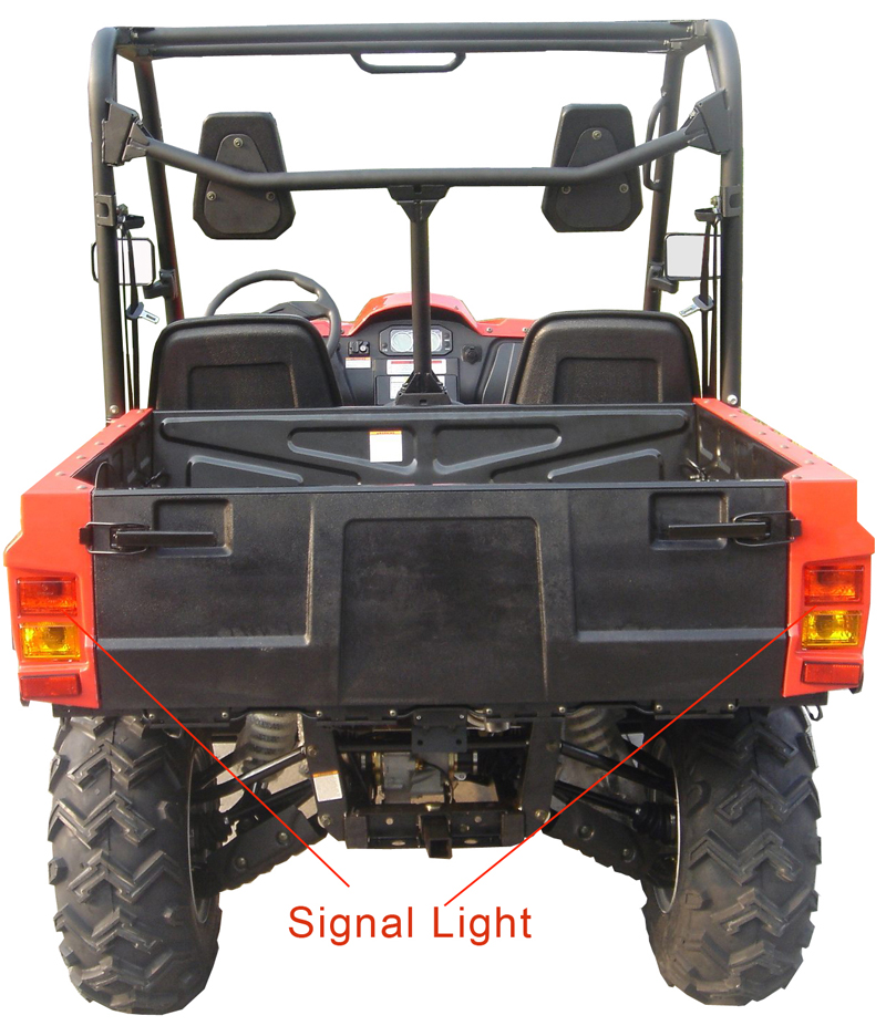hi sun 500cc utv 4x4 efi fuel injected utvs 4wd side. Black Bedroom Furniture Sets. Home Design Ideas