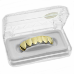 10K Gold Bottom Grillz