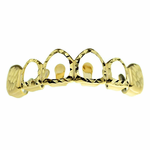 4 Open Cut Top Grillz