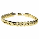 9 Inch Miami Cuban Bracelet 10mm