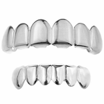 925 Sterling Silver Grillz Set